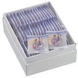 しろえびせんべい 中箱 2枚×48袋入 (お中元 御祝 御礼 御供 富山土産 ギフト)