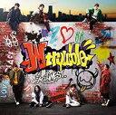 新品 希少品 先着特典 ステッカー付 ジャニーズWEST W trouble 初回盤B CD+DVD
