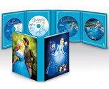新品 シンデレラ MovieNEXコレクション(期間限定) [ブルーレイ+DVD+デジタルコピー+MovieNEXワールド] [Blu-ray]