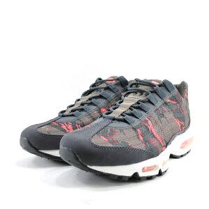 訳あり!ナイキ NikeAIR MAX 95 PRM TAPE エアマックス 95 プレミアム テープ ローカット マラソン ランニング ウォーキング  ブラウン 茶(PTR BRWN(訳あり)) 599425 スニーカー メンズ シューズ 靴