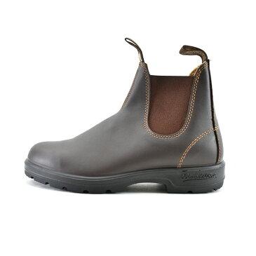 ブランドストーン Blundstone#558 CLASSIC COMFORT クラシック コンフォート スムースレザー 軽量 サイドゴアブーツ ウォールナット ブラウン 茶(WALNUT(〜24.5cm)) BS550292 ブーツ レディース ユニセックス シューズ 靴