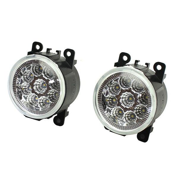 ライト・ランプ, フォグランプ・デイランプ LED E51 18 LED