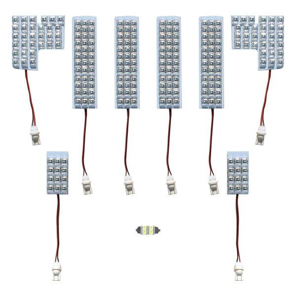 ライト・ランプ, ルームランプ  50 LED Flux led ESTIMA