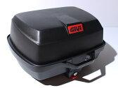 送料無料 GIVI ジビ リアボックス モノロックケース トップケース カラー 未塗装ブラック 容量 39L E20N EASY-BOX バイク用ボックス GIVI製 高品質リアボックス