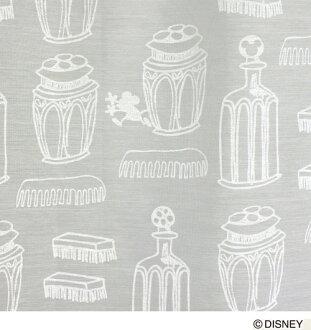 迪士尼米奇迷人的瓶巴裏紗蕾絲窗簾disney mickey charming voile curtain圓洗OK!可洗已經製造窗簾[M1013]