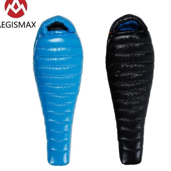 アウトドア用寝具, 寝袋・シュラフ AEGISMAX800FP (G2) (M) -8 2 196x78cm