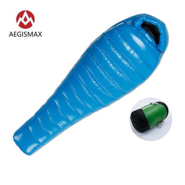 アウトドア用寝具, 寝袋・シュラフ AEGISMAX800FP (G1 LONG) (2L) -2 2 216x82cm