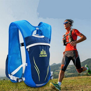 Cross-country backpack E885S 5.5L