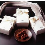 シャポーショコラ ホワイト チョコレート プチギフト プレゼント スイーツ フランス サティー
