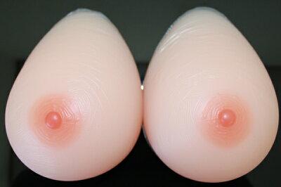 人工乳房 送料無料 a-msm1800 人工乳房 左右で1800g Hカップ ★ シリコンバス…