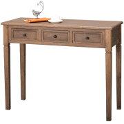 コンソール アンティーク テーブル ブラウン フレンチ