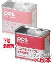 【送料無料】日本ケミカル工業バスブライト・プロ下地処理剤1L6本セット