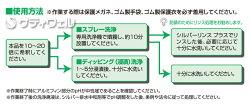 【送料無料】横浜油脂工業シルバーNプラス2.4kg8本セット【HLS_DU】