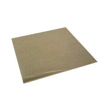 バーガー袋 NO.22 未晒無地 100枚 巾220×長さ222mm【茶 フード包材 業務用 メロンパン袋 ハンバーガー袋】