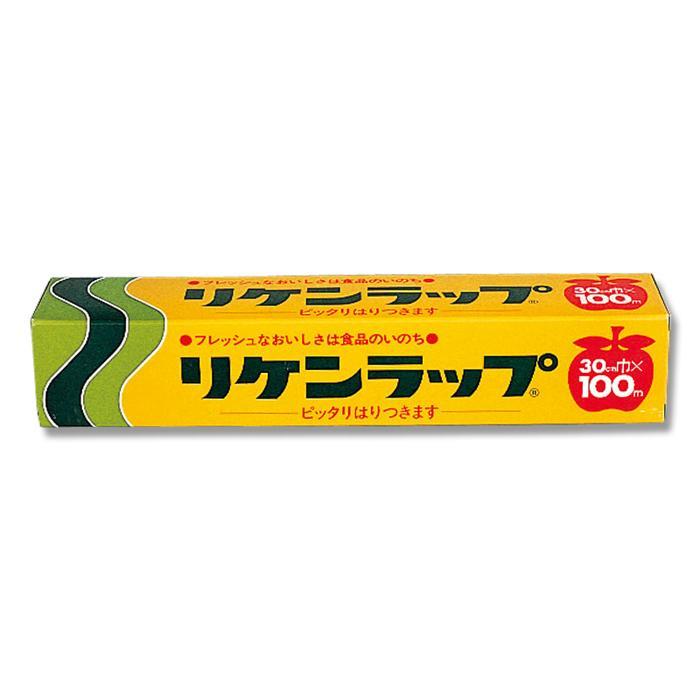 【ケース販売】リケンラップ 30×100M 30本
