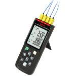 4chデータロガー温度計CENTER521