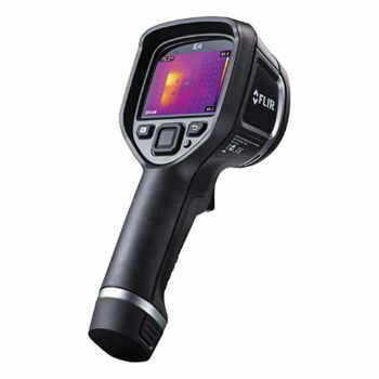 温度計・湿度計, 温度計 FLIR E4 WiFi