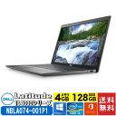 DELL デル Latitude 13 3000シリーズ NBLA074-001P1 ノートPC 13.3型 Windows10Pro64bit Core i3 オフィス付 4GB (NBLA074-001P1)