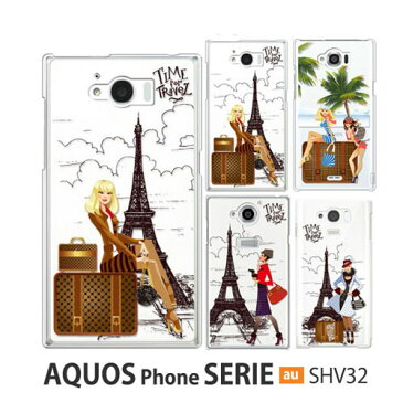 shv32 保護フィルム 付き AQUOS SERIE SHV32 ケース カバー SHV42 SHV41 ハードケース SHV40 SHV39 SHV38 フィルム SHV37 SHV35 アニマル SHV34 SHV33 SHV31 クール ハード フラワー ユニーク その他 ラグジ ラブリ 携帯ケース 液晶保護 スマホケース アクオスセリエ pariL