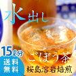 【定期購入】水出しごぼう茶3パック