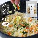 カット野菜 送料無料 九州産 乾燥野菜 ベジ日和 50g×2p 干し野菜 乾物 時短 ちょい足し スープ 味噌汁 仕送り