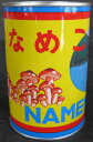 秋田のなめこを水煮にして缶に詰めました。味噌汁、鍋物などにお使いください。贈り物にもどう...