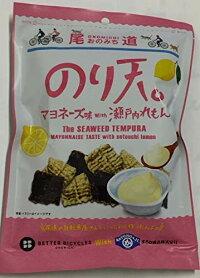 のり天マヨネーズ味with瀬戸内レモン50gまるか食品