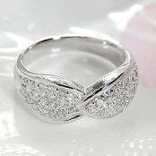 pt900【0.67ct】ダイヤモンドパヴェリング