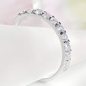 ジュエリー アクセサリー レディース プラチナ ダイヤモンド テンダイヤモンド・エタニティ・ アニバーサリー・ プレゼント
