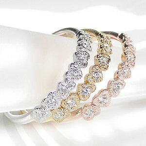 ファッション ジュエリー アクセサリー レディース ホワイト ゴールド ダイヤモンド エタニティ プレゼント アンティーク