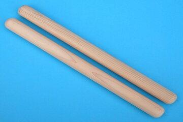 【和太鼓バチ】桧(ヒノキ)7.52分上等品長さ45cm太さ(直径)22.5mm