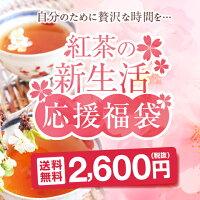 紅茶の新生活応援福袋(HARIOワンカップ ティーメーカー/ダージリン/スコーン/桜の紅茶/ハリオ)※冷凍便不可