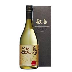 日本酒 純米大吟醸 敏馬(みぬめ)720mlWGO 2015 金賞受賞