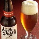 【地ビール/フルーツエール】安房麦酒 330ml瓶 選べる6本セット(アンバーエール・ペールエー...