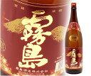 紫芋焼酎 赤霧島25度1800ml【霧島酒造】【よりどり6本単位で送料無料】