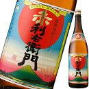 【芋焼酎】紅薩摩芋仕込赤利右衛門25度1800ml【指宿酒造謹製】