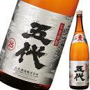 【麦焼酎】五代銀ラベル25度1800ml【山元酒造】