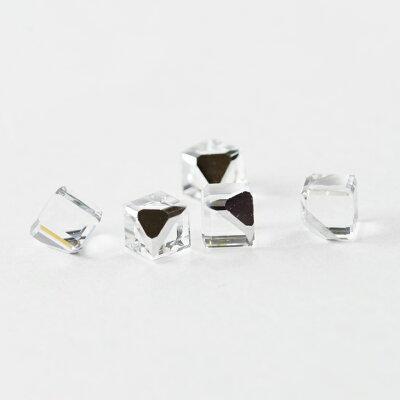 ガラスキューブ クリスタル