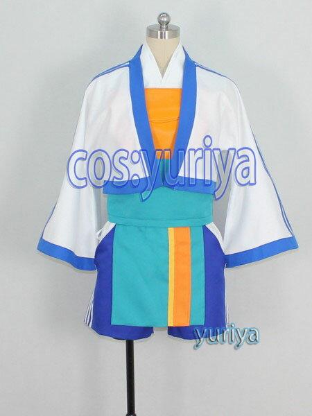 SAMURAI DEEPER KYO(サムライ ディーパー キョウ)アキラ幼小★コスプレ衣装画像
