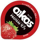 ダノン オイコス Oikos ギリシャヨーグルト  ストロベリー 脂質0 110gx12個入り