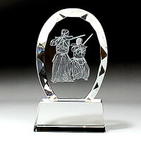 剣道、剣道のトロフィー、トロフィー、記念、賞、表彰状、名入れ、メッセージ