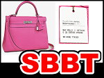 ●【SBBT】エルメスケリー32内縫いシェーブルローズティリアンシルバー金具□Q刻印本物新品未使用
