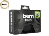バーン bern - HARD HAT用 PREMIUM LINER INNER SET ハードハット用 インナーセット BLACK KNIT ブラックニット 自転車 スケートボード BMX ピスト ヘルメット 【smtb-m】