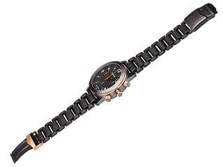 【国内正規品】ELECTRICWATCHCOLLECTION-FW02SSALLBLACK/COPPERステンレスオールブラック/カッパーエレクトリック腕時計
