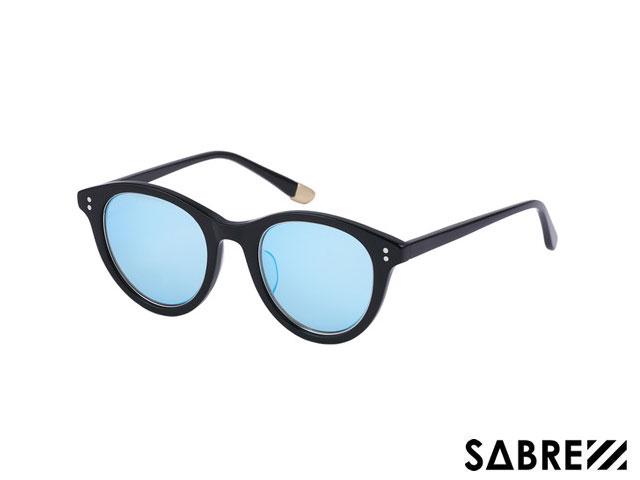 眼鏡・サングラス, 眼鏡  SABRE SKYLARK SS8-510B-E-J BLACK GROSSLIGHT BLUE MIRROR
