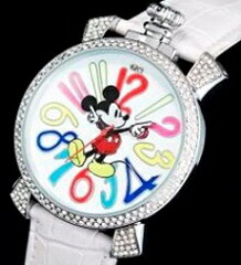 ミッキー時計誕生77周年!限定2000本ミッキーファンタジーカラー 時計ミッキー時計誕生77周年!...