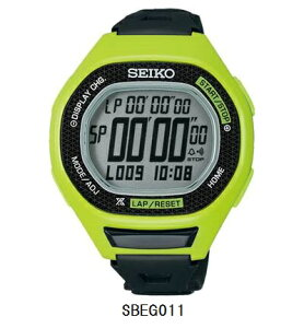 58371b238e SEIKO セイコー スーパーランナーズ(ラージ) ランニングウォッチ SBEG011  □ランナーに必要な基本機能が充実。□従来品より文字高さが60%アップ、大きく見やすくなり ...