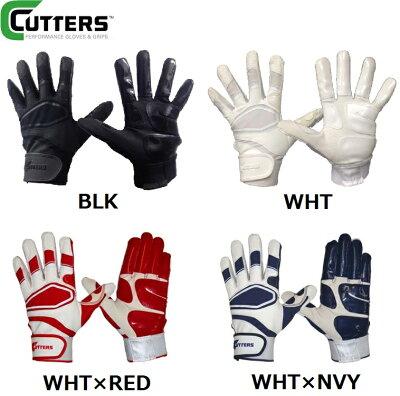 ★お買い得★ カッターズ【CUTTERS】 バッティンググローブ【手袋】 両手用 【一部カラー…