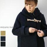 mizuiro-ind.(ミズイロインド)duffle coat 3colormade in japan 4-22015