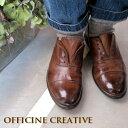 お買物に合せて使える!MAX3000円OFFクーポン1月20日(Wed)0:00〜1月23日(Sat)23:59  OFFICINE CREATIVE(オフィチーネクリエイティブ) CAP-TOU 615-cusna-brown-yo